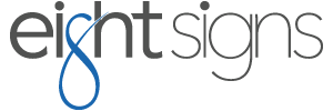 logo eightsigns